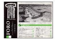 Foro 1. Diciembre 1995