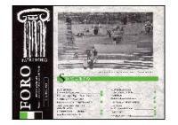 Foro 3. Mayo 1996