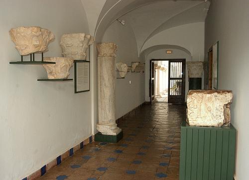 Convento hospital de jes s nazareno parador de turismo for Antiguedades para jardin