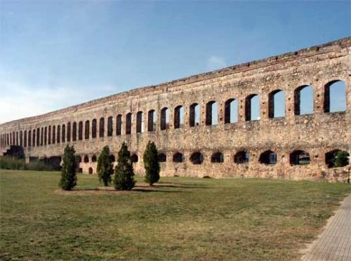Resultado de imagen de Acueducto de Rabo de Buey-San Lázaro